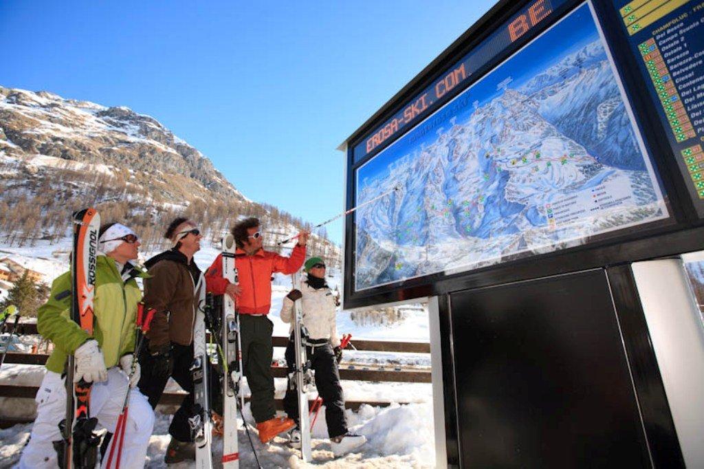 Monterosa Ski, Valle d'Aosta