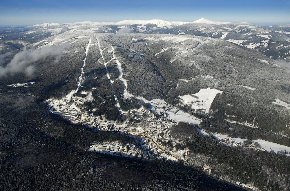 Skiresort Černá Hora - Pec