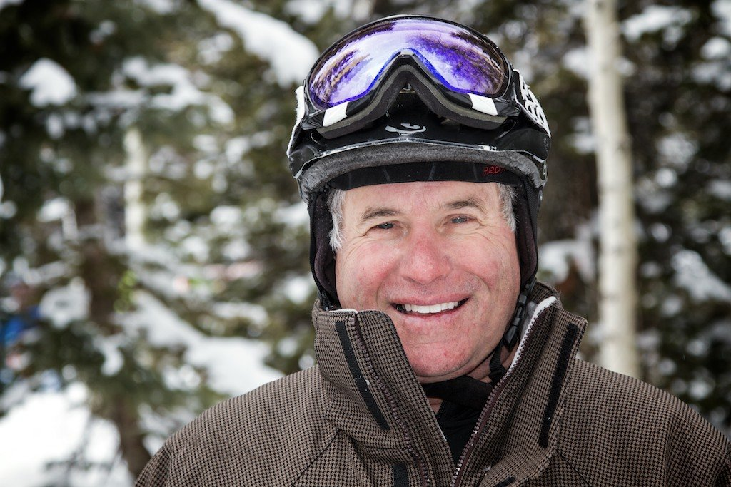 Steven Bills: Former Director of Snowbird Mountain School, lifetime member of PSIA - ©Liam Doran