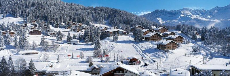 Villars-Gryon - ©Foto Villars Touirsmus, Schweiz
