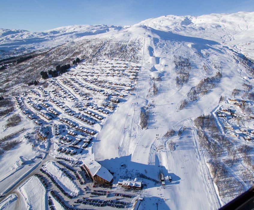 Voss Fjellandsby i Myrkdalen med ny identitet - © Simen Berg