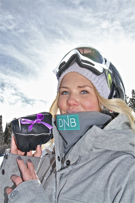 Sile Norendal is one of the worlds best female snowboarders - ©Snowboardforbundet