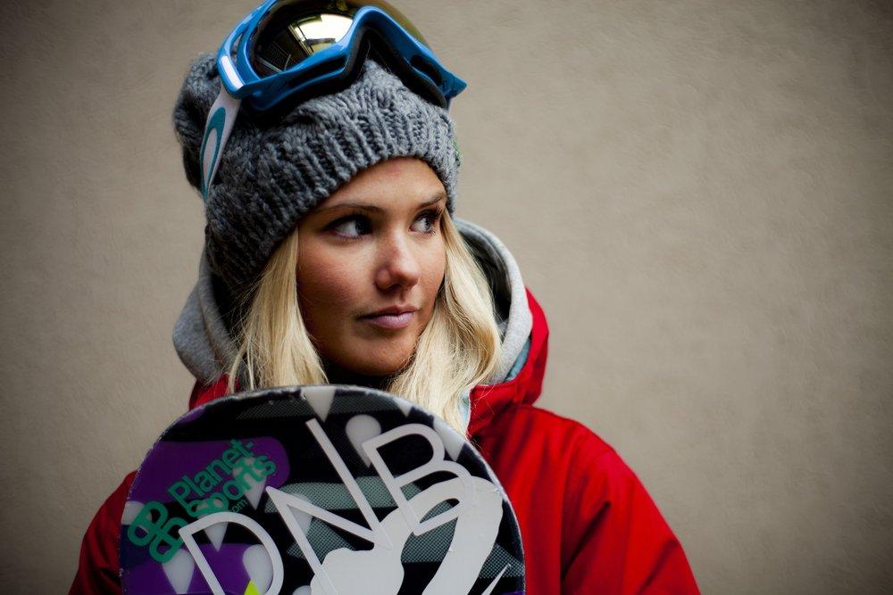 Silje Norendal, une championne Norvégienne en lice pour le titre Olympique en slopestyle