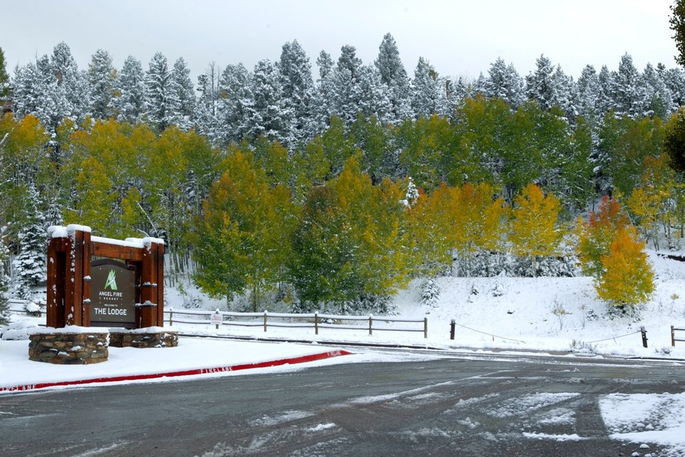 New Mexico snow - ©Angel Fire Resort