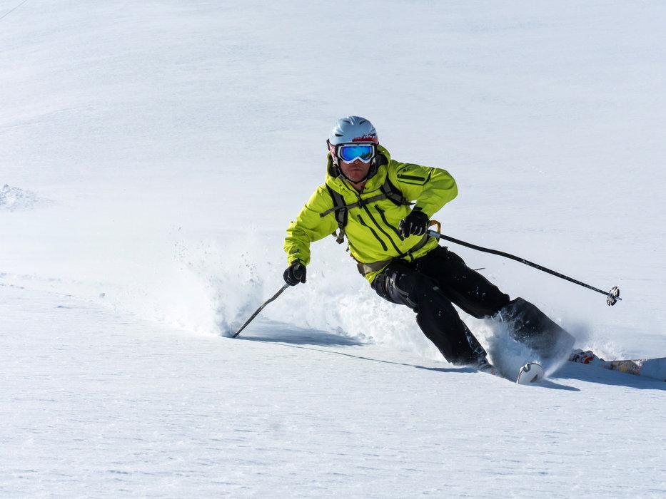 Nieuw bij Skidôme: Sportief skiën!  - © Skidôme