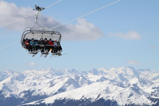 Plose - Rossalm - © Plose Ski Spa