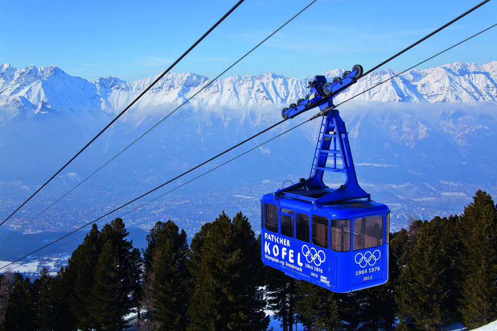 Best ski runs: Olympia run, Igls, Austria - © Igls Tourist Office