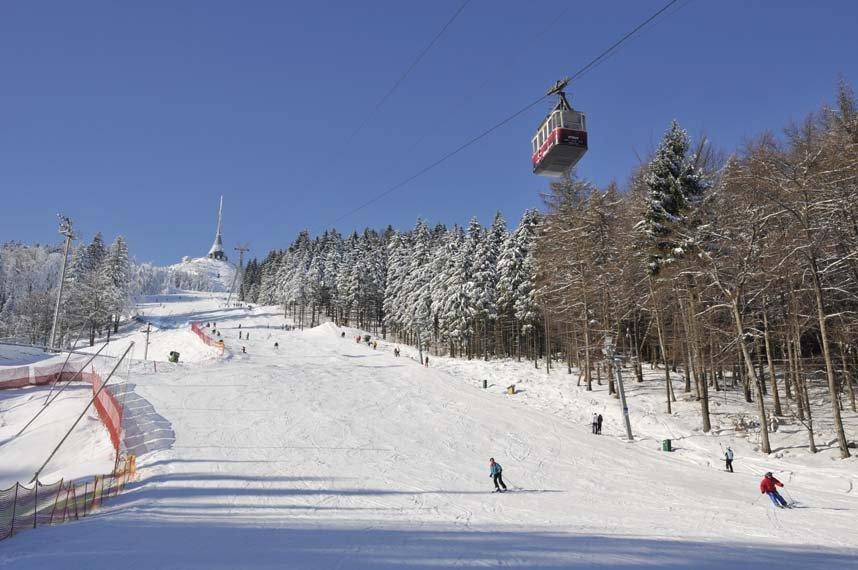 Ještěd - © Ski Ještěd