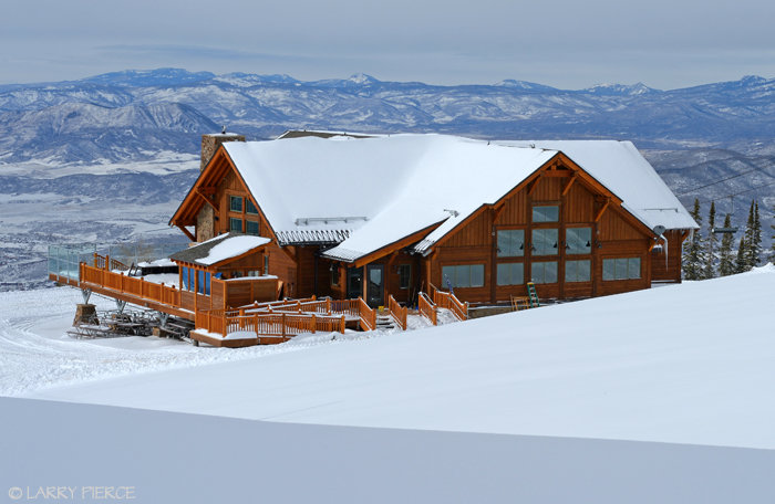 The Four Points Lodge at Steamboat opens in December, 2013. - © Photo courtesy Larry Pierce/Steamboat.