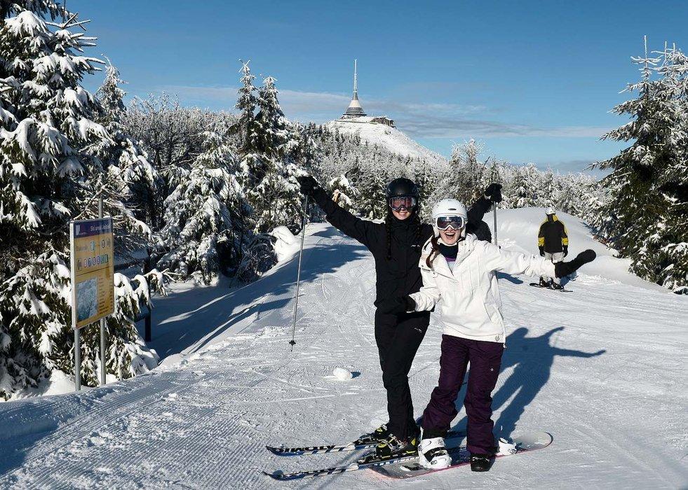 Jested - © Ski Ještěd