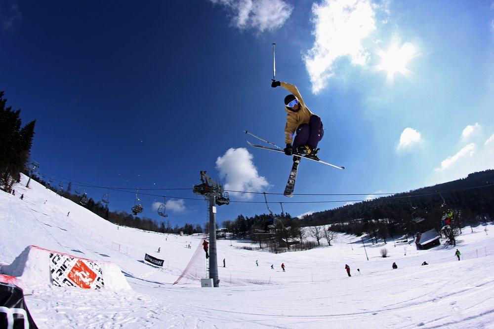 Ještěd Snowpark - ©Ski Ještěd