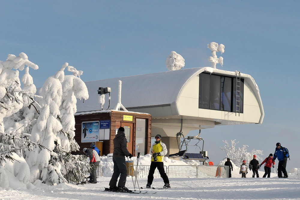 null - © Ski Ještěd