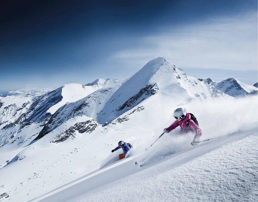 Kitzsteinhorn - © Gletscherbahnen Kaprun AG