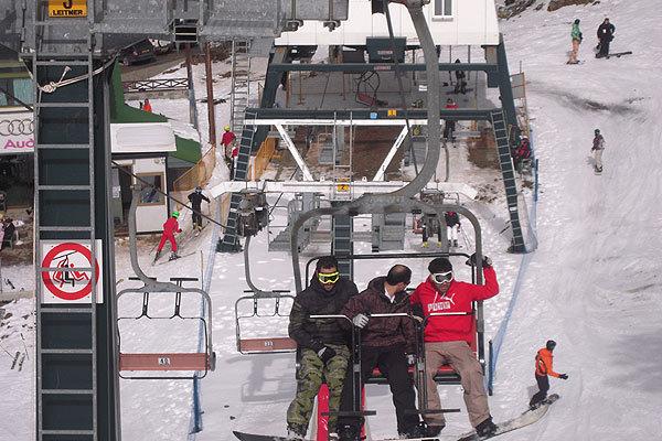 Olympos - ©Olympos Ski Resort