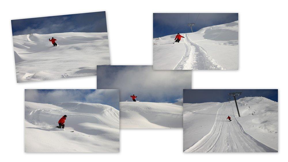 - ©Jomfruelige svngar på Haukelifjell