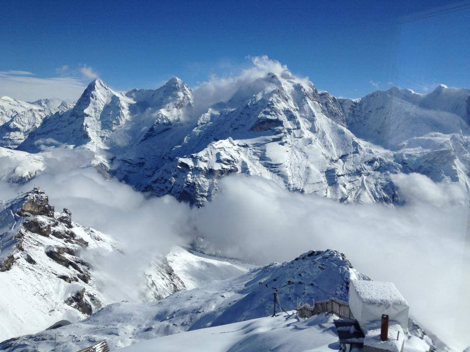 Schilthorn Oct. 12th, 2013