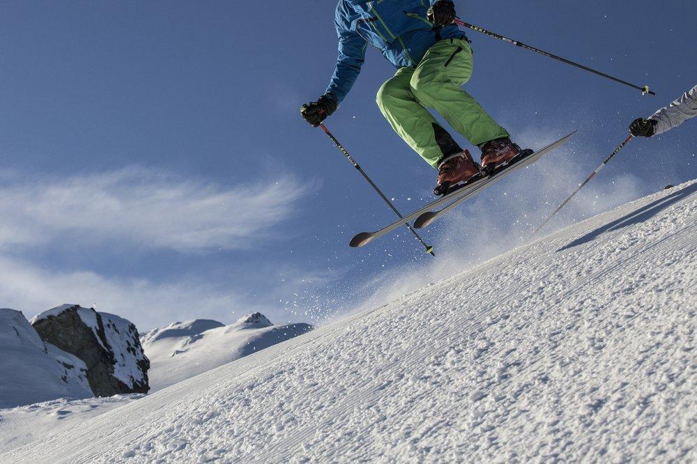 Perfekte Pisten im Skigebiet Silvretta Montafon - © Silvretta Montafon /Daniel Zangerl