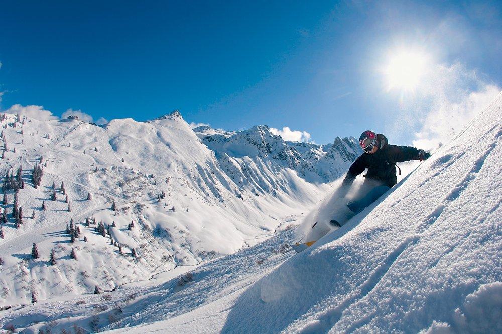 Freerider in Silvretta-Montafon - © Matthias Mayr