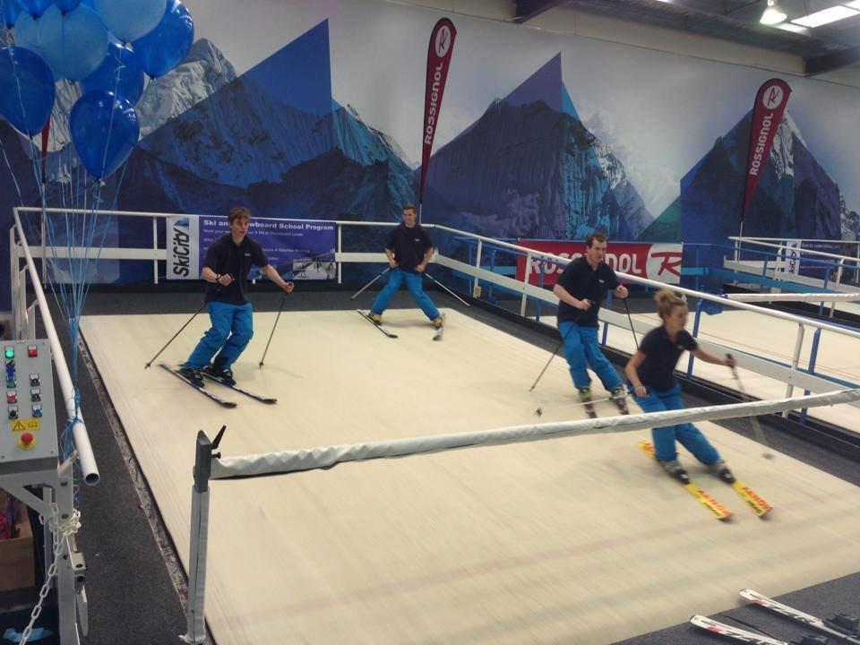 un nouveau concept de ski indoor dcouvrir bergerac