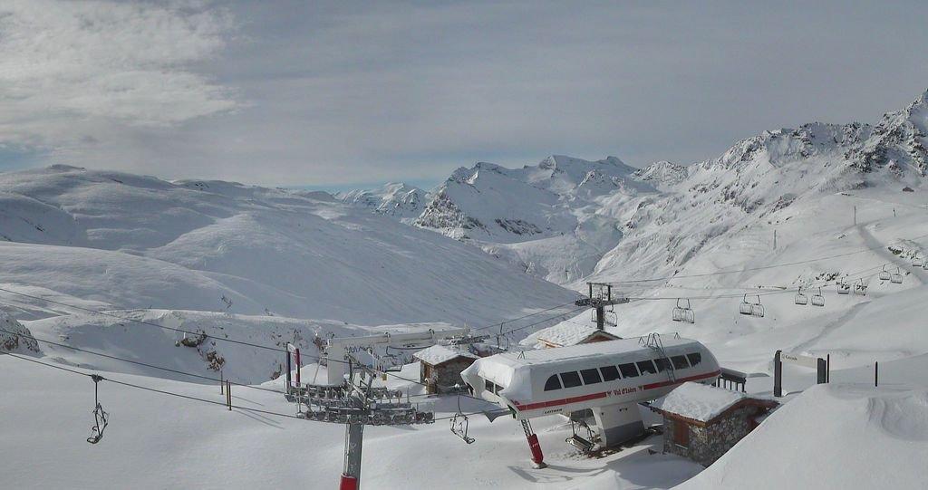 Val d'Isere Nov. 5, 2013
