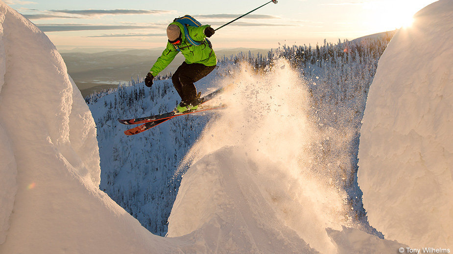 Warren Miller Film Tour: Montana - © Tony Wilhelms