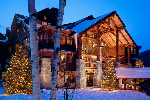 Die Whiteface Lodge in Lake Placid (New York) - © Whiteface Lodge