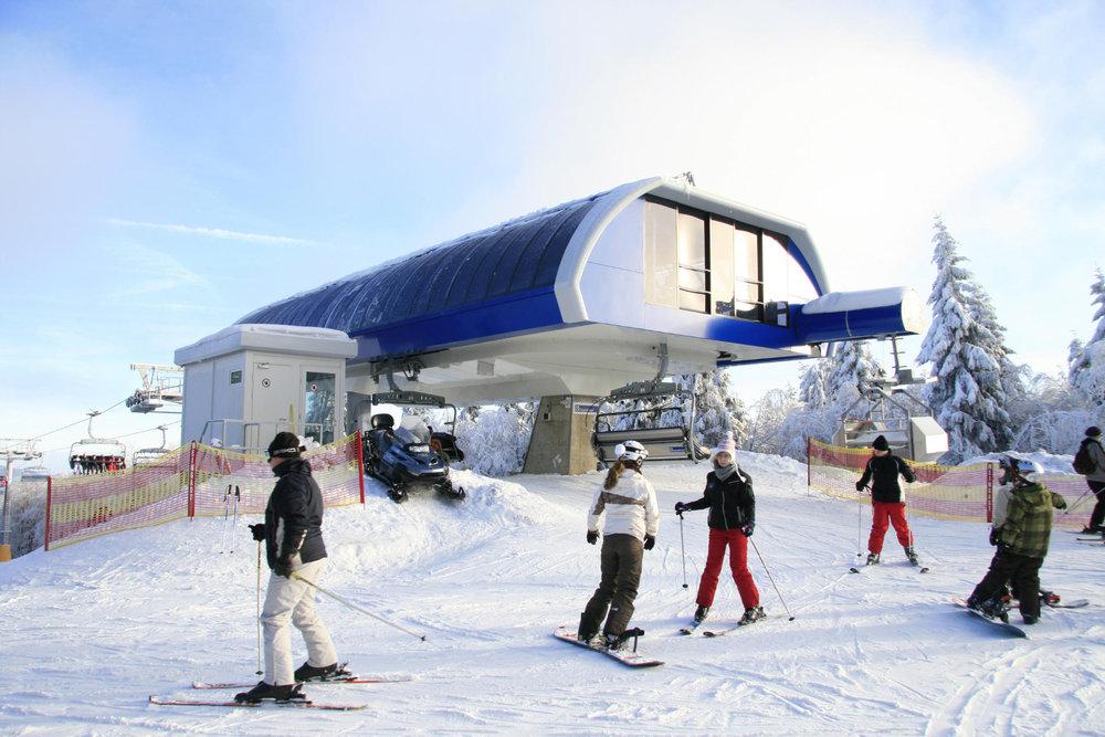 Sechsersessellift im Skiliftkarussell Winterberg - © Wintersport-Arena Sauerland