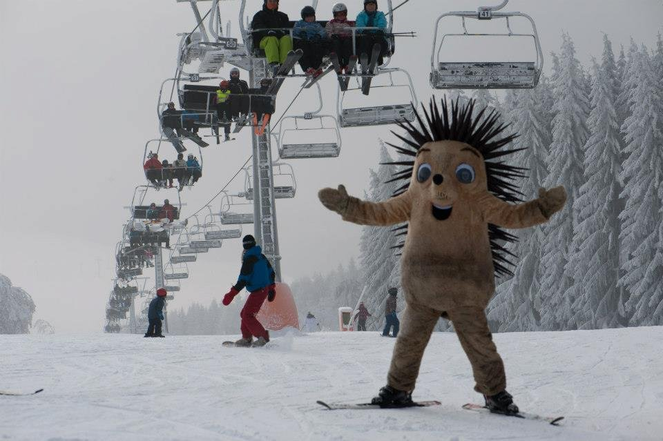 Čerťák (Ski Karlov) - © Ski Karlov FB
