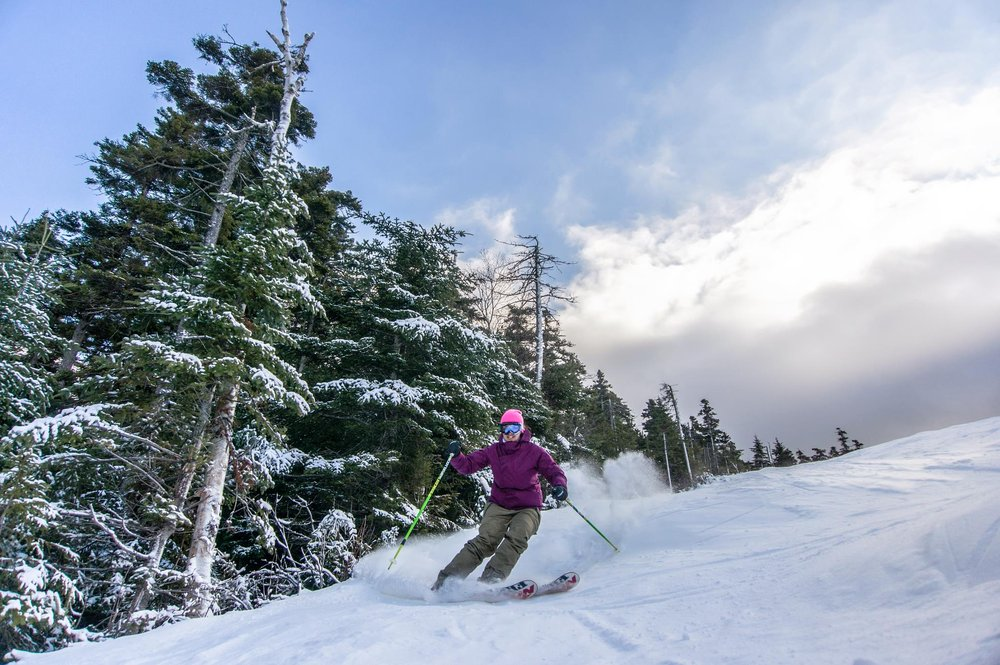 Sunday River's got the goods, and they're sharing. - ©Sunday River