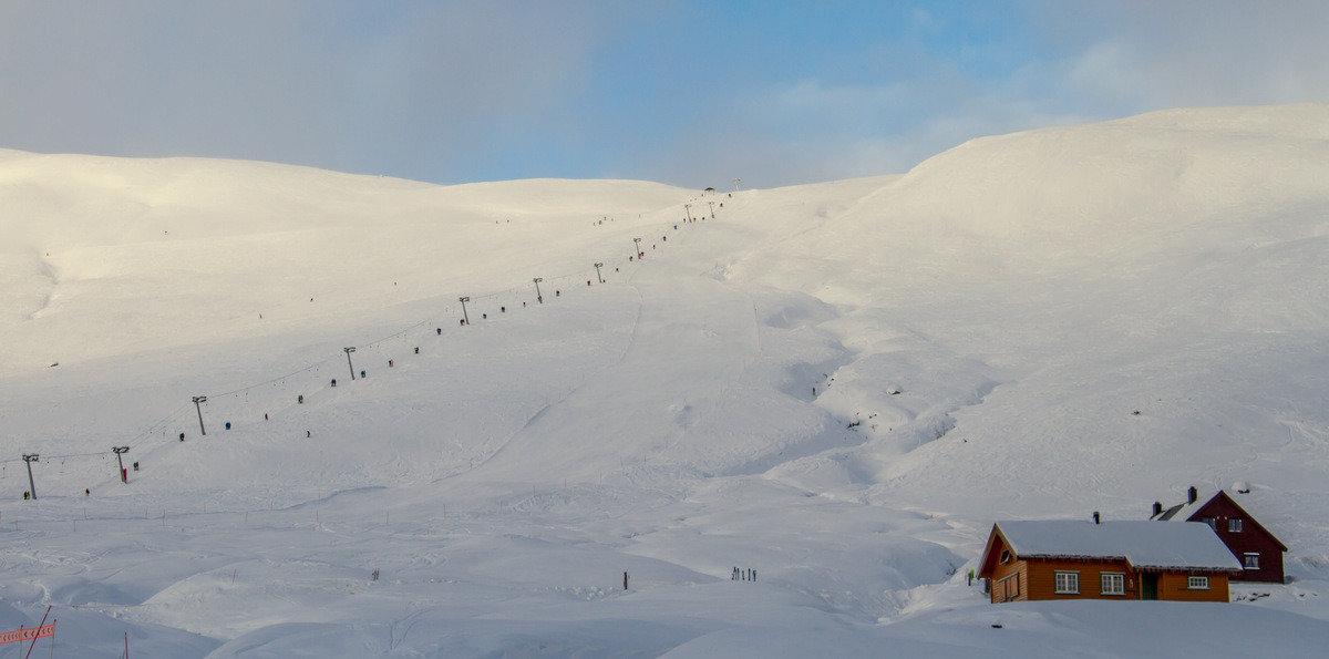 Sesongstarten er her - © Jan Petter Svendal