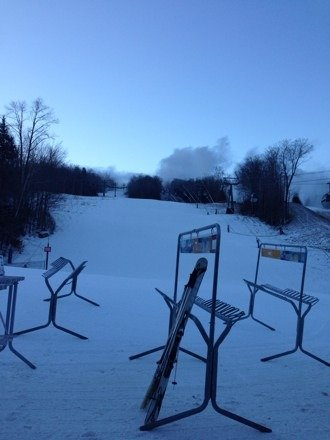 Great weekend of skiing. Best trail was flying fox and gran junction. Great conditions