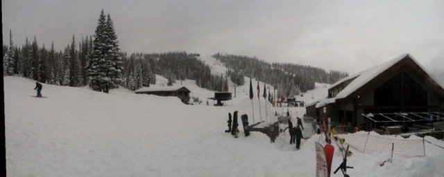 Last Week...... terrible conditions.... everyone stay home!!