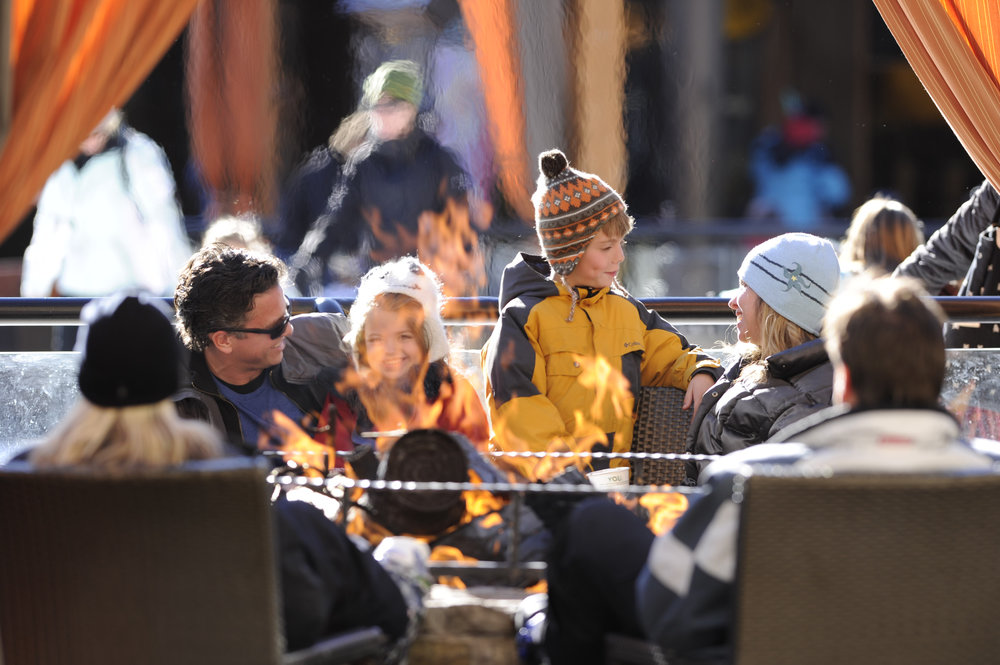 Northstar offers great family-friendly activities this New Years holiday.  - © Corey Rich/Northstar California