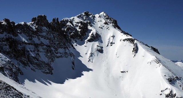 Inbounds terrain at Telluride blows Alta way.  No contest