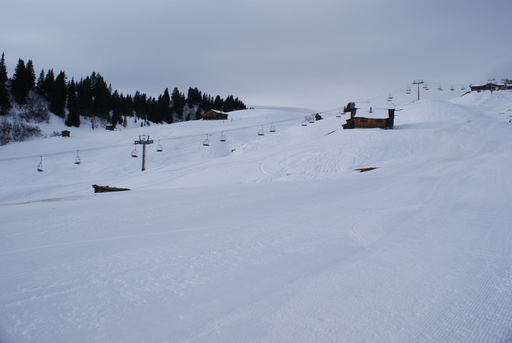 Skigebiet Grüsch-Danusa - © Gernot Schweigkofler