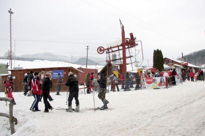 Ski Blanc Ostrý Grúň - Kollárová