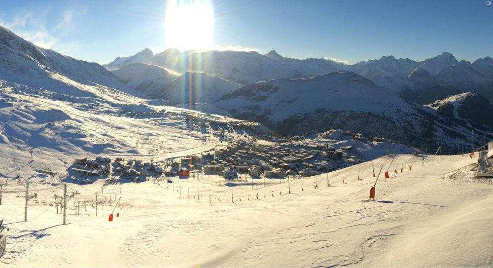 Alpe d'Huez Nov. 12, 2013