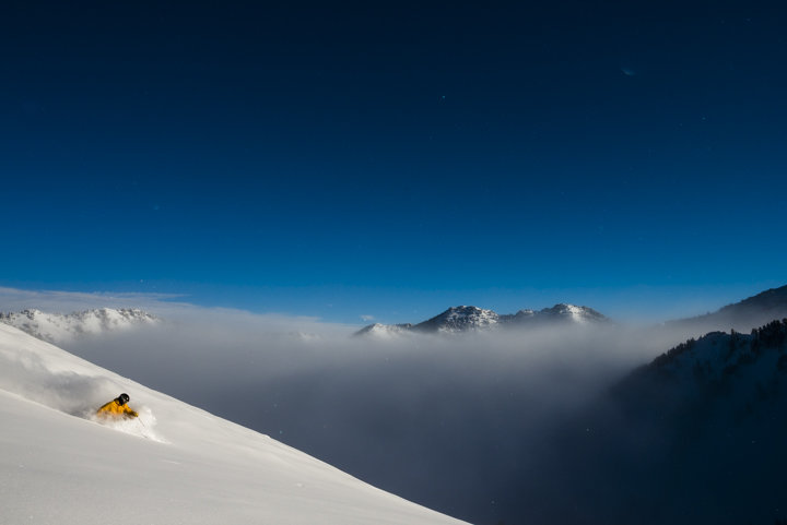 Alta athlete, Dillon Green - © Jeremiah Watt