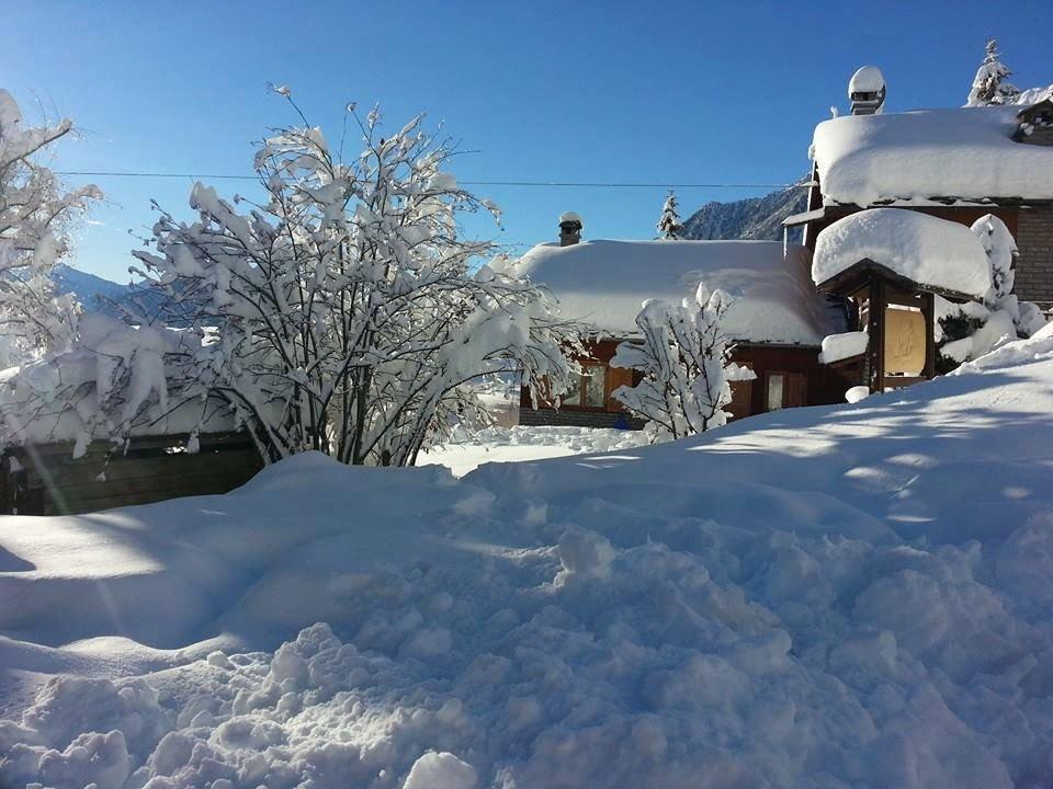 Antagnod - ©Monterosa Ski