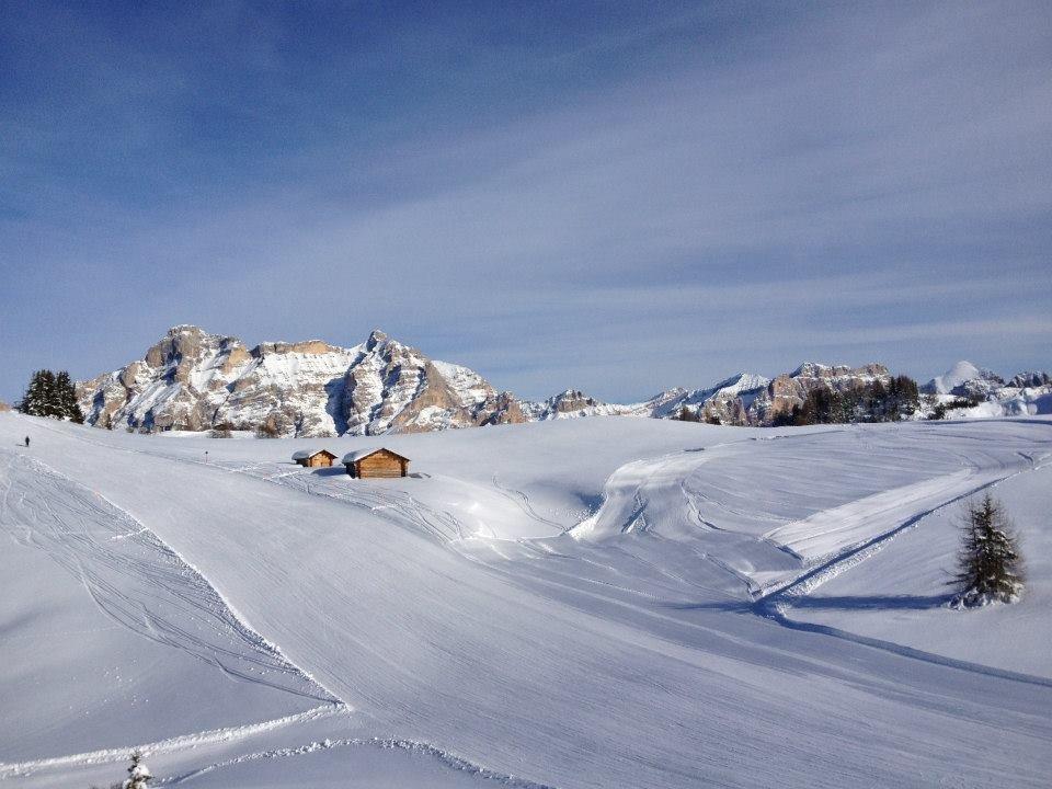 Beautiful scenery on the Sella Ronda in Alta Badia, Dolomites - © Alta Badia