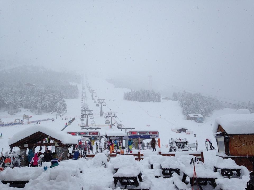 Bormio - Neve fresca 26 Dic 2013 - ©Bormio Ski
