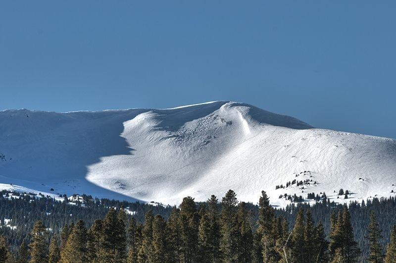 Breckenridge Peak 6 expansion is complete and open! - ©Breckenridge