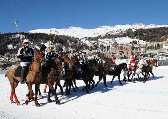 Cartier Polo Tournament in St. Moritz - ©St. Moritz