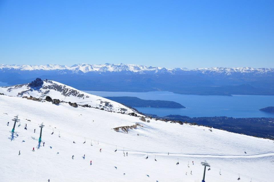 Paysages incomparables de lacs et de montagnes à Cerro Catedral - © ® Catedral Alta Patagonia