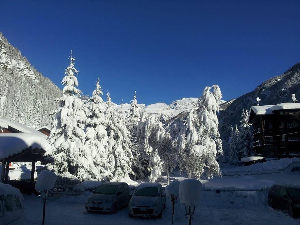 Verse sneeuw in Champoluc op 27 december 2013 - © Monterosa Ski