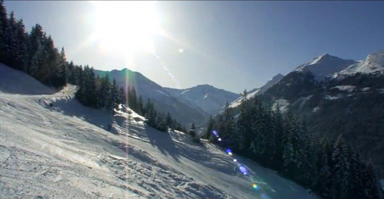 Gastein Valley - Graukogel - © www.skigastein.com