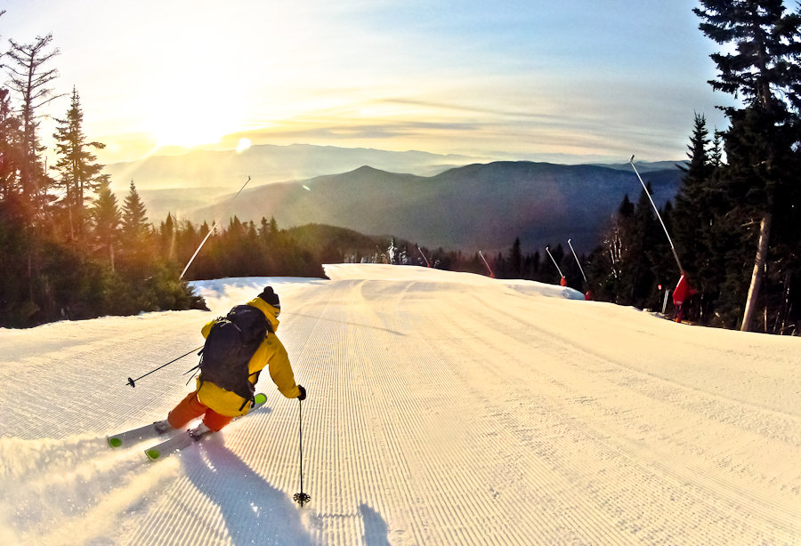 Greet the season, without the lines, with the Stowe's early season ByPass special. - © Stowe Mountain Resort