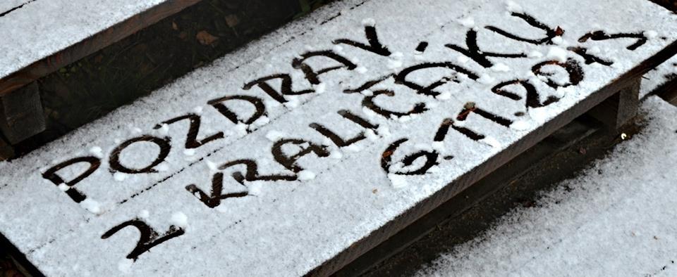 Greetings from Králičák