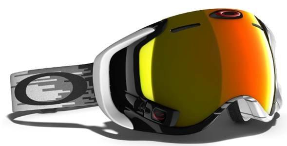 Verdens mest hightech goggle, Oakley Airwave 1.5 - ©http://www.oakley.com/