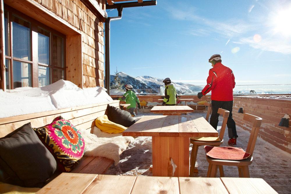 Hochschober Almzeithütte nahe der Turracher Höhe - © Hotel Hochschober